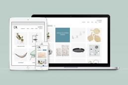 Ok Design nettside