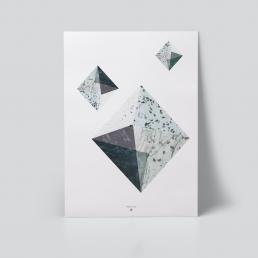Marbled Stones plakat