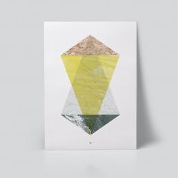 Translucent plakat av ohoi studio