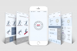 Swix app design