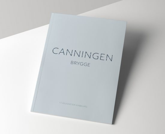 Canningen Brygge eiendomsprospekt prospekt lofoten Kabelvåg
